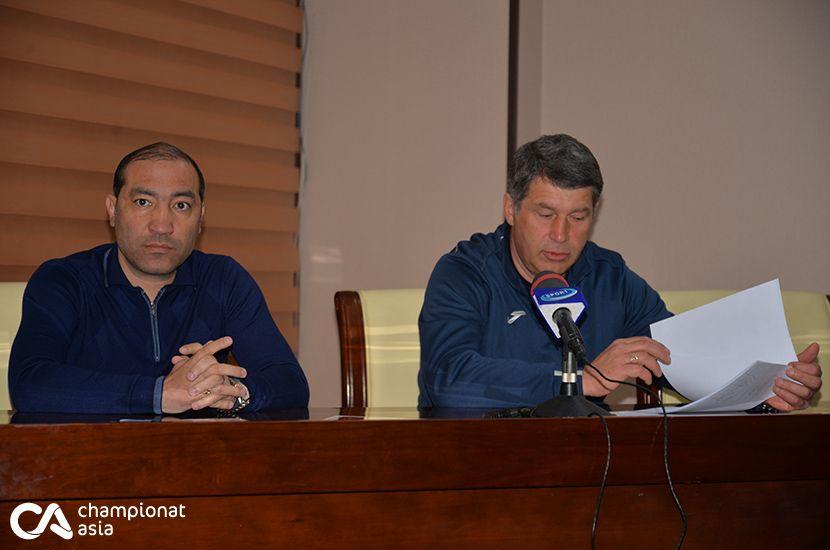Almalyk presented new players