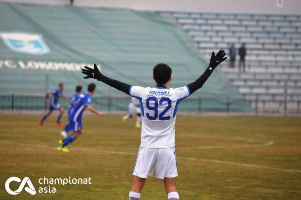 """FOTOGALEREYA. """"Nasaf"""" - """"So'g'diyona"""" 3:0 yoxud Rashidov sobiq klubiga gol urdi"""