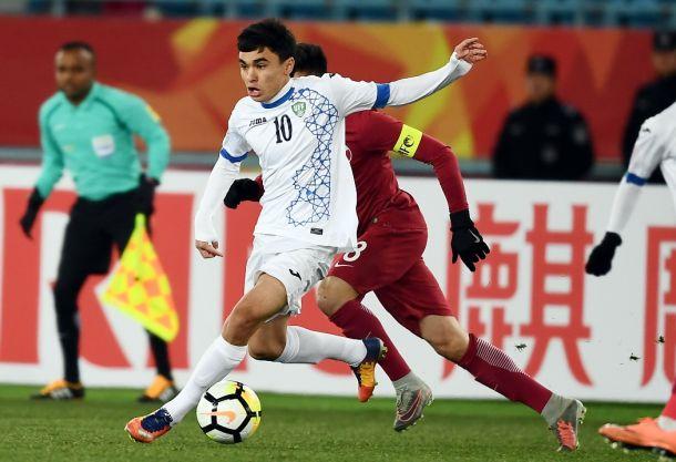 FOTOGALEREYA. Qatar U-23 - O'zbekiston U-23 - 1:0