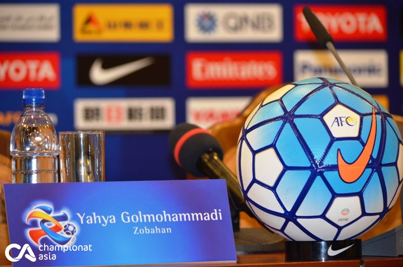 Bunyodkor - Zobahan. Pre match press conference