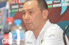 "Dilshod Nuraliev: ""We tried our best"""