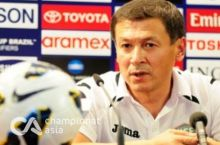 "Mirdjalal Kasimov: ""We are happy for the win"""