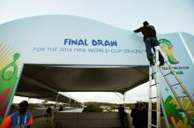 FIFA World Cup 2014. Final Draw reveals intriguing groups