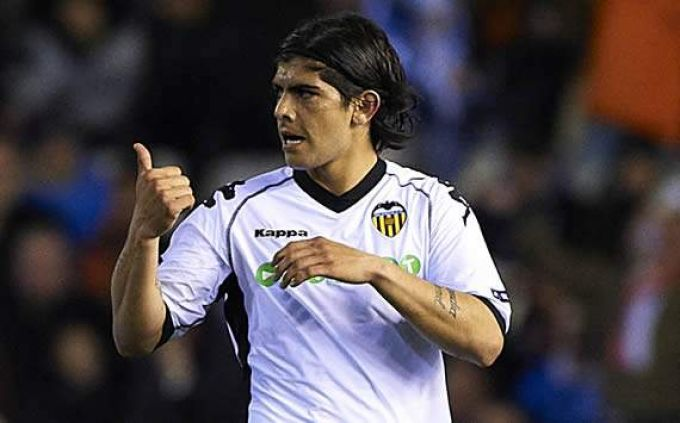 Ever banegas contract at sevilla expires at the end of the season