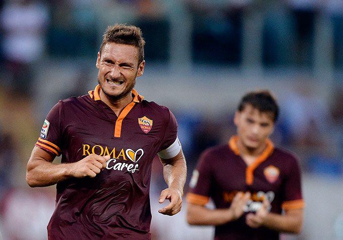 """Totti: Men """"Real""""ga o'tishga yaqin bo'lganman"""