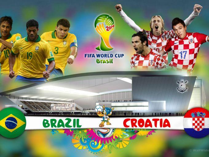 футбол прогноз онлайн сегодня бразилия-хорватия