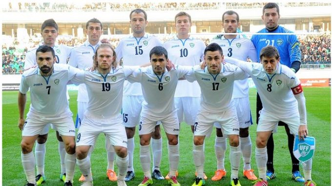Uzbekistan - tajikistan 2:0 (0:0) the match 31, play-offs, tenth tournament day, match for the 7th place