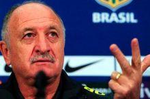 Scolari: Neymar eng yaxshi futbolchi nomi uchun kurasha oladi