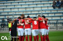 Lokomotiv just one point behind Pakhtakor