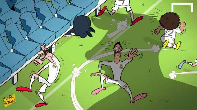 """Omar Momani...! (Messi """"EL Clasico"""" da o'ynashi mumkin)"""