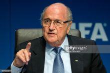 "Blatter: ""Real"" va ""Atletiko""ni ""Barcelona"" kabi jazolash lozim"""
