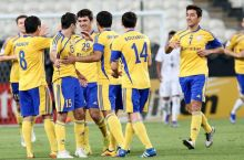 ACL MD5 - GROUP C: AL JAZIRA 1-3 PAKHTAKOR