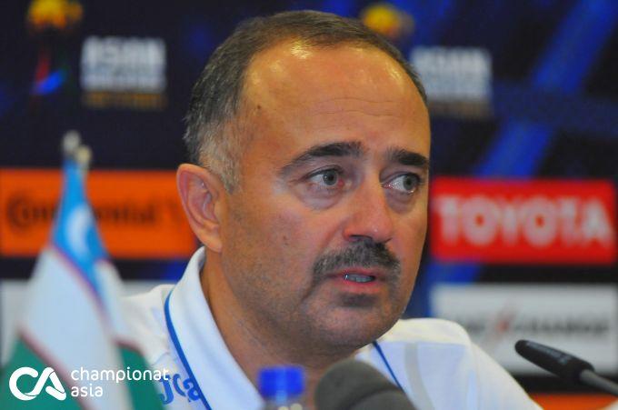 Сборная Узбекистана пофутболу одолела Сирию срезультатом 1:0