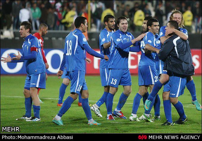 Папиллома выход на чемпионат мира узбекистана по футболу можно меньше