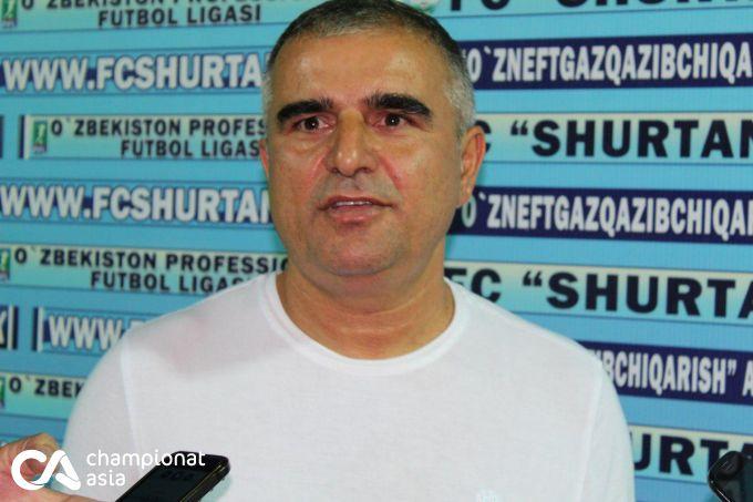 """Farhod Safarov: """"Tezkor gol barchasini hal qildi"""""""