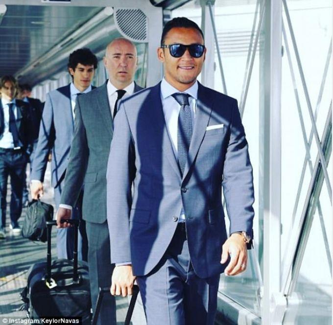 """""""Real Madrid"""" Makedoniyaga uchib ketdi (foto)"""
