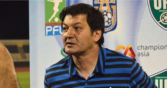 """Jasur Abduraimov: """"Keyingi yil """"Paxtakor""""ga bir qancha yaxshi futbolchilar olib kelinadi"""""""