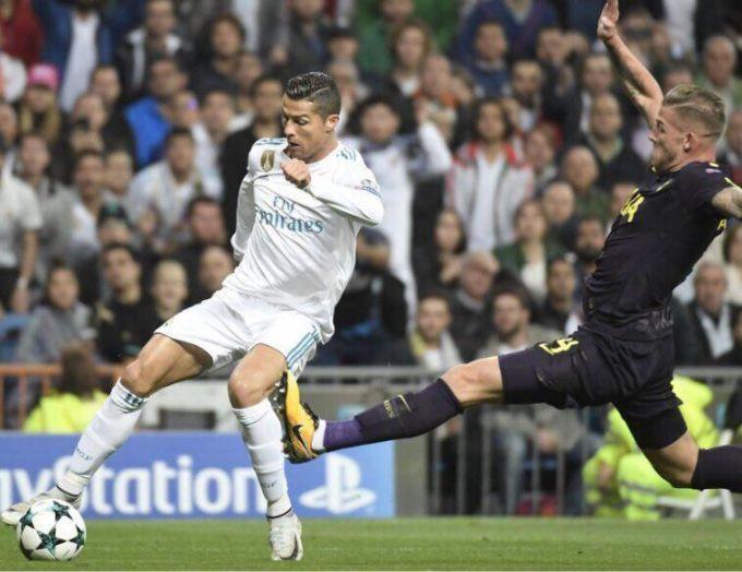 "Ronaldu ""Santyago Bernabeu""dagi 50-golini urdi"