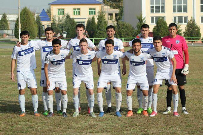 Андижон футбол клуби Янгиликлари