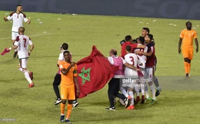 Bu qiziq. Marokash 4ta g'alaba bilan mundialga chiqdi, Avstraliya 22ta o'yin o'tkazdi...