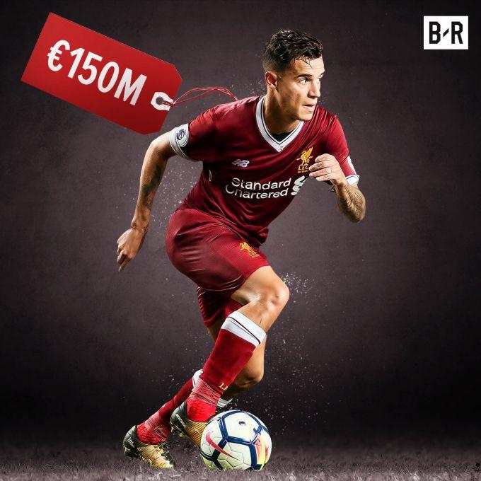 """""""Barselona"""" Koutinoni sotib olish uchun 150 million evro to'lashi mumkin"""