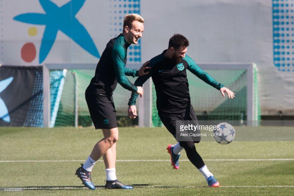 """Rakitich: """"JCH-2018da do'stlarim Messi va Maskeranolarga qarshi o'ynashdan xursand bo'laman""""- uzfifa.net."""