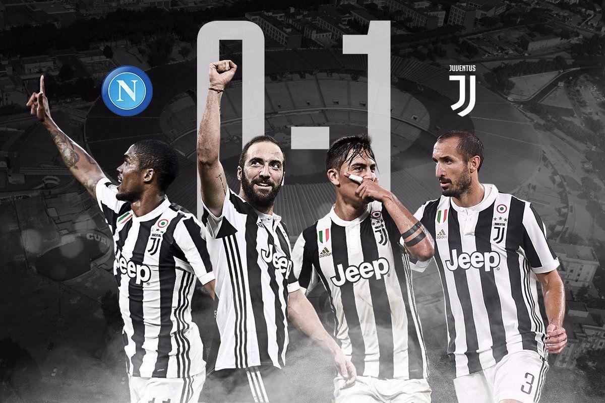 """""""Napoli"""" - """"Yuventus"""". Gol va xavfli vaziyatlarni tomosha qiling (video)- uzfifa.net."""
