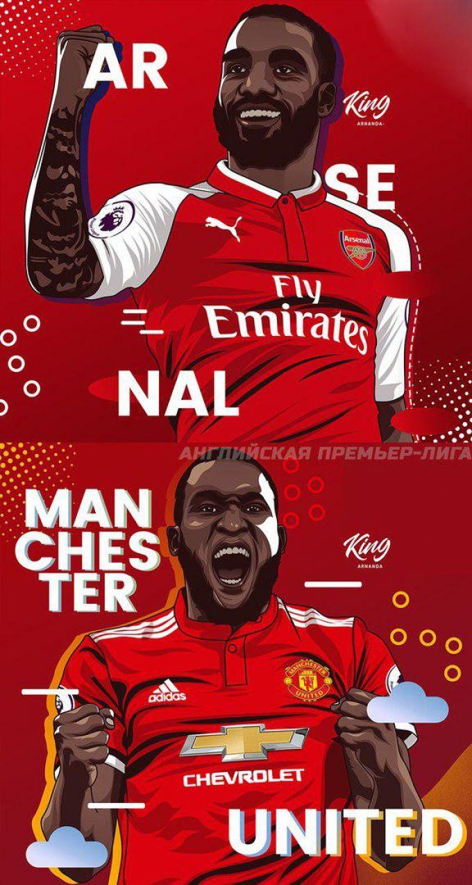 """""""Arsenal"""" - """"Manchester Yunayted"""". Qiziqarli malumotlar va statistika"""