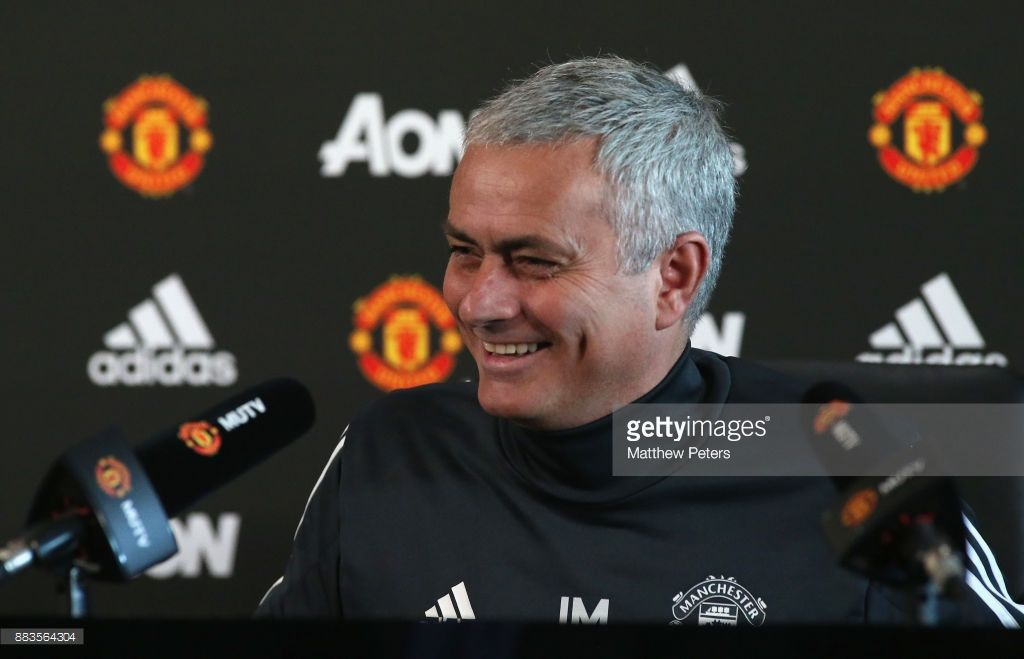 """Mourino: """"FA Gvardiolani jazolamasligidan nega hayron bo'lmaganim haqida so'ramang""""- uzfifa.net."""