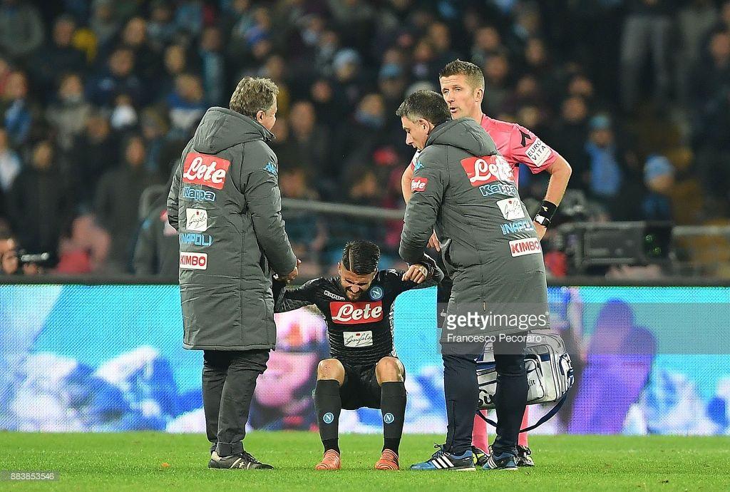 """Insine """"Feyenoord""""ga qarshi bahsda """"Napoli""""ga yordam bera olmaydi- uzfifa.net."""