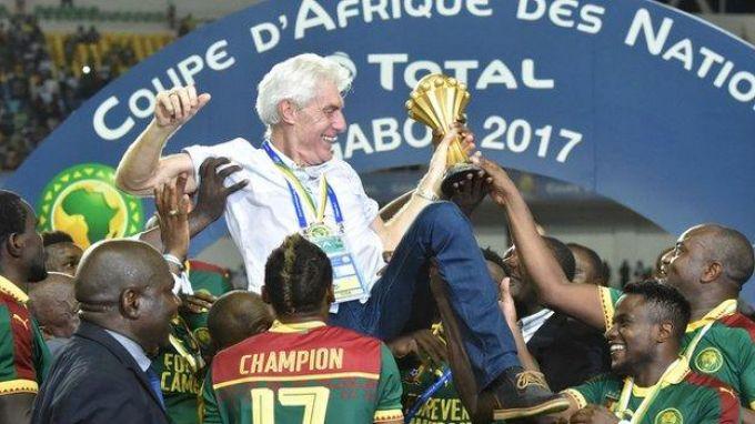 Kamerunni Afrika Kubogi-2017 chempioni qilgan murabbiy istefoga chiqarildi