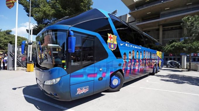 Evropa jamoalari qanday avtobuslardan foydalanishadi? (FOTO)