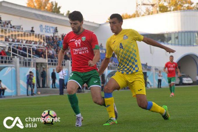 само узбекистан чемпионат 2017 таблицу для повседневной носки
