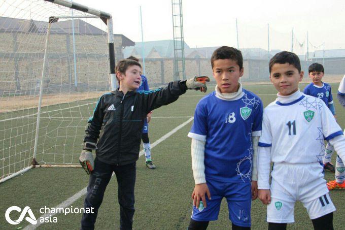Андижон футбол жамоаси