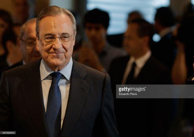 Florentino Peres yana yulduzlarni sotib olish siyosatiga qaytmoqchi