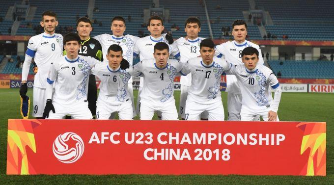Qatar U-23 - O'zbekiston U-23 - 1:0. Futbolchilarga qo'yilgan ballar