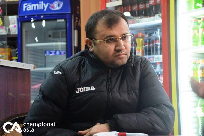 """Ro'ziqul Berdiev: """"Nasaf""""ni hisobdan chiqarmanglar..."""""""