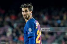 """Andre Gomesh """"Barselona""""dan o'zini transferga qo'yishni so'radi- uzfifa.net."""