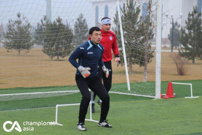 """""""Cementchi""""da bir qator tajribali futbolchilar ko'rikdan o'tmoqda FOTO"""