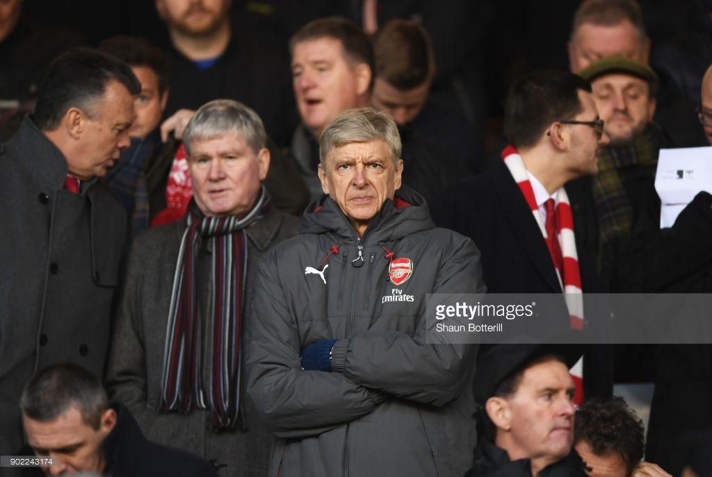 """Yo'g'e?! Yozda """"Arsenal"""" bosh murabbiyi o'zgaradi- uzfifa.net."""