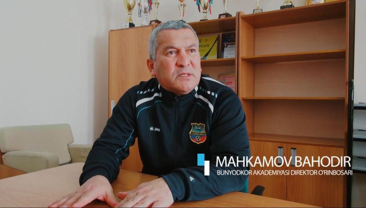 """Intervyu. """"Futboldan chetlatilgan Dilshod Ahmadaliev va yoshi kichraytirilgan futbolchilar haqida""""- uzfifa.net."""