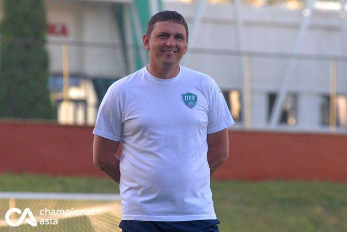 """Andrey SHipilov: """"Mirsodiqovning ishini davom ettirish uchun Bekobodga keldim"""""""