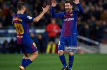 """""""Barselona"""" - """"Selta"""". Alba va Messi birinchi taymdayoq uchrashuv masalasini hal qilishdi (video)- uzfifa.net."""