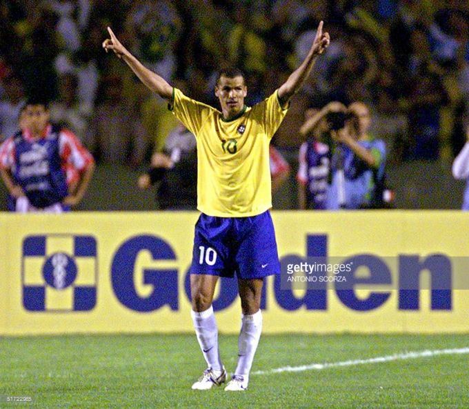 JCH-2002 g'oliblari Braziliya terma jamoasi foto