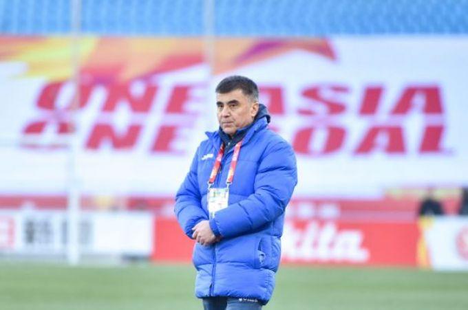 """Ravshan Haydarov: """"Muhimi g'alaba qozondik"""""""