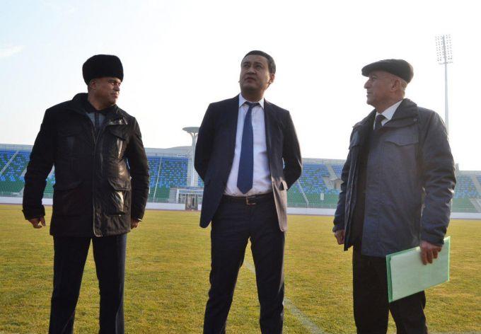 """Umid Ahmadjonov: """"Bizga xalaqit berishni maqsad qilganlar bo'lsa, iltimos futboldan ketsin!"""""""