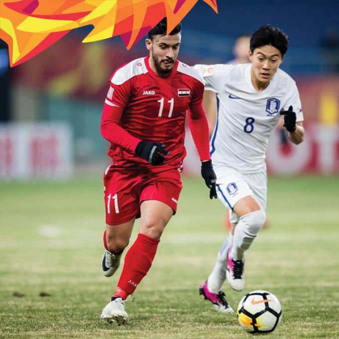 U-23 Osiyo chempionati. Janubiy Koreya Suriyani mag'lub eta olmadi