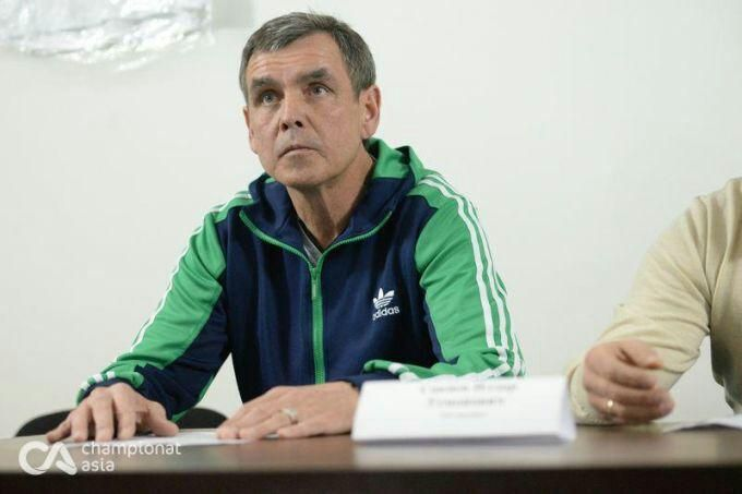 "Eldor Sakaev ""Andijon"" bosh murabbiyi"
