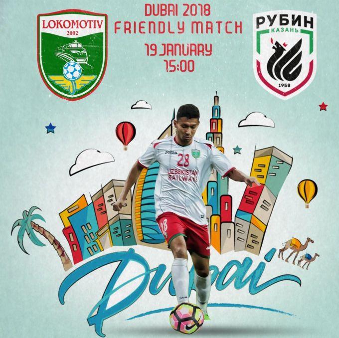 """""""Lokomotiv"""" bugun ikki karra Rossiya chempioniga qarshi o'ynaydi"""