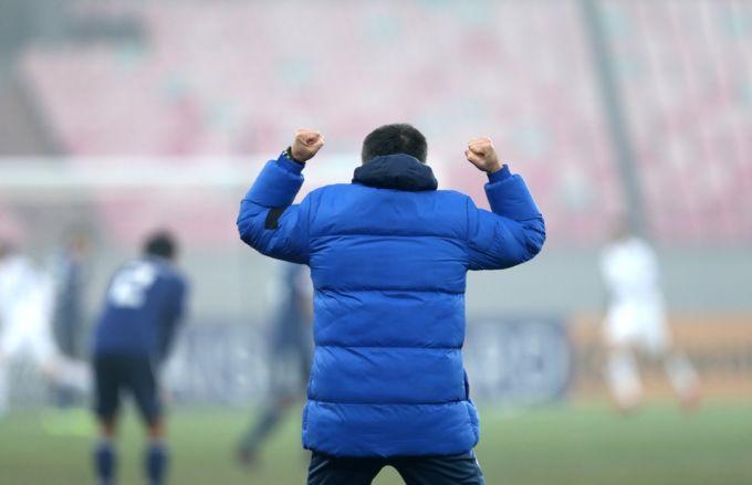 когда выход на чемпионат мира узбекистана по футболу любят